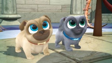 Watch Puppy Dog Pals Tv Show Disney Junior On Disneynow Dogs