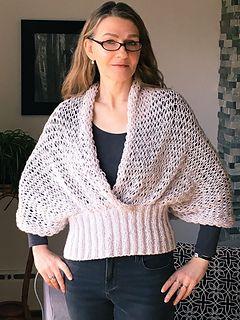 Allegro Shawl Pattern By Kari Helene Rane Shawl Fashion Pattern