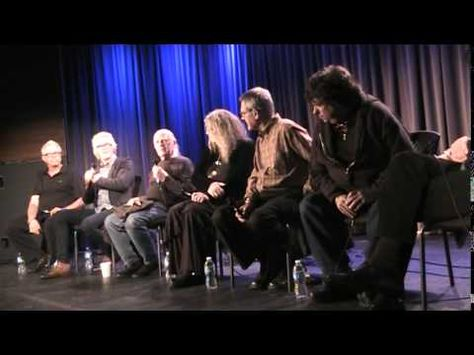 Held at the GRAMMY Museum on May 9, 2014, this was a panel of 7