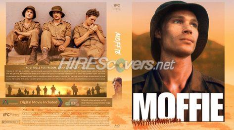 DVD Cover Custom DVD covers BluRay label movie art - Blu-ray CUSTOM Covers - M / Moffie (2019)