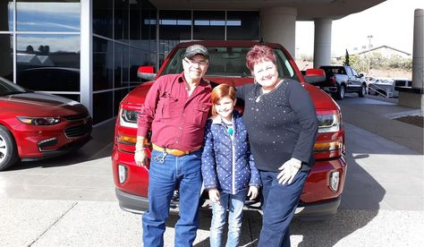 Diane And Emilio S New 2018 Chevrolet Silverado Congratulations And Best Wishes From Larry Congratulations And Best Wishes Winter Jackets Chevrolet