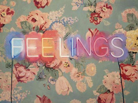 Feelings, 2011 by Panni Malekzadeh
