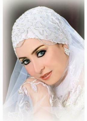 احدث لفات طرح للعرائس 2020 اجدد لفات طرح للعرايس فى الخطوبة لفات طرح تركي 2020 716032 Gif Bridal Hijab Brunette Beauty Bridal