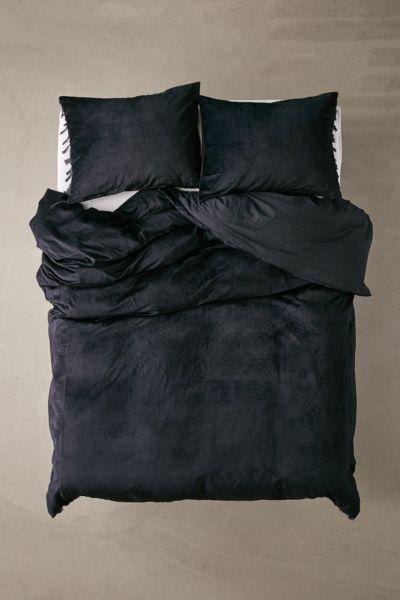 Julienne Velvet Duvet Cover Velvet Duvet Black Duvet Cover Duvet Covers Urban Outfitters