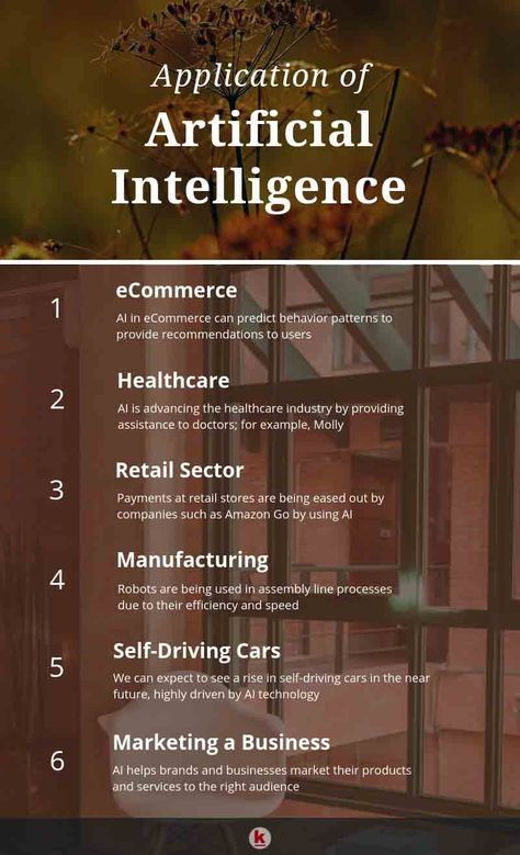 What are the Applications of Artificial Intelligence?