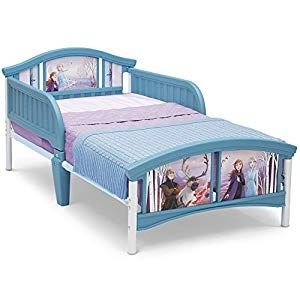 Delta Children Plastic Toddler Bed Disney Frozen Ii In 2020