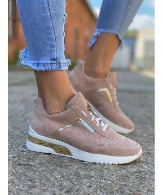 Modne Buty Skorzane Damskie Ohbutik Pl Twoj Butik Online Adidas Gazelle Sneaker Adidas Sneakers Sneakers