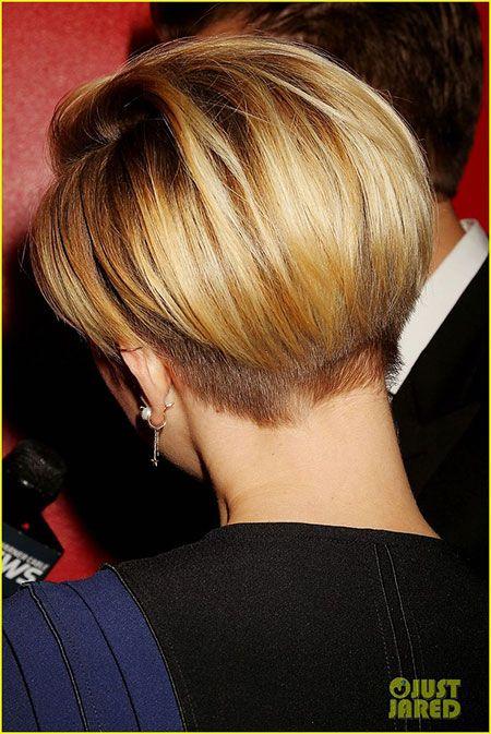 30 Scarlett Johansson Short Hairstyles Fashion
