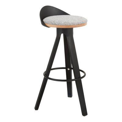 Wrought Studio Heanor Low Back Cafe 30 Bar Stool 30 Bar Stools