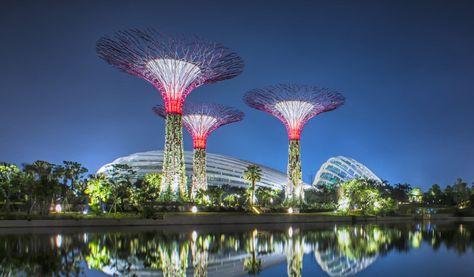 Futuristic Architecture: A Lesson In Sterility : SmartMotiv
