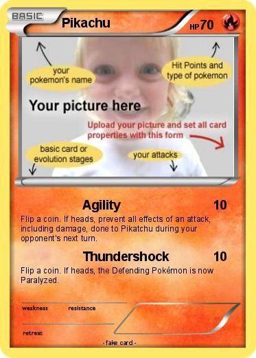 Pokemon Card Birthday Invitation Best Of Free Pokemon Card Template Pokemon Birthday Pokemon Birthday Party Pokemon Card Template