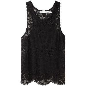 black lace, definite wardrobe staple~