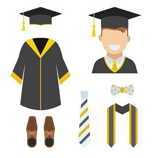 صور عبايات تخرج 2019 اجمل ارواب حفل التخرج Graduation Gown Outfit Accessories Graduation Outfit