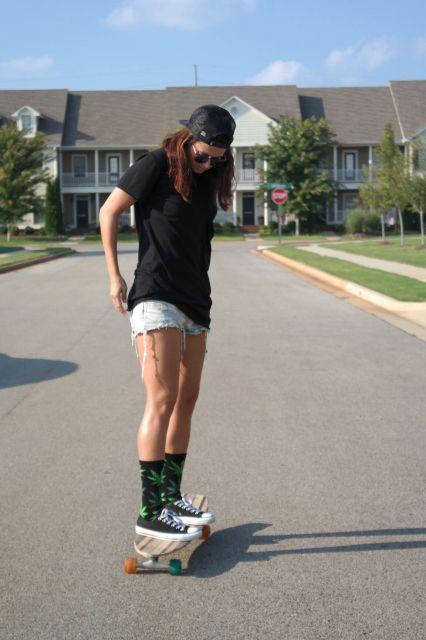 american socks vans