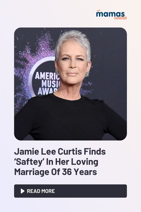 In a cover story with AARP The Magazine, actress Jamie Lee Curtis revealed one of the best parts of being with her husband Christopher Guest for over 36 yars.