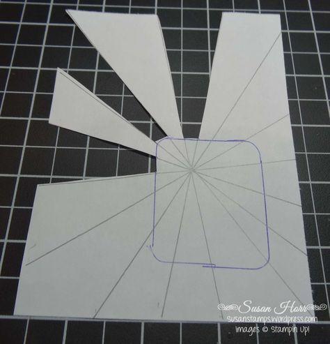 Star Burst Christmas Card Sunburst Cards Print Christmas Card Card Sketches Templates