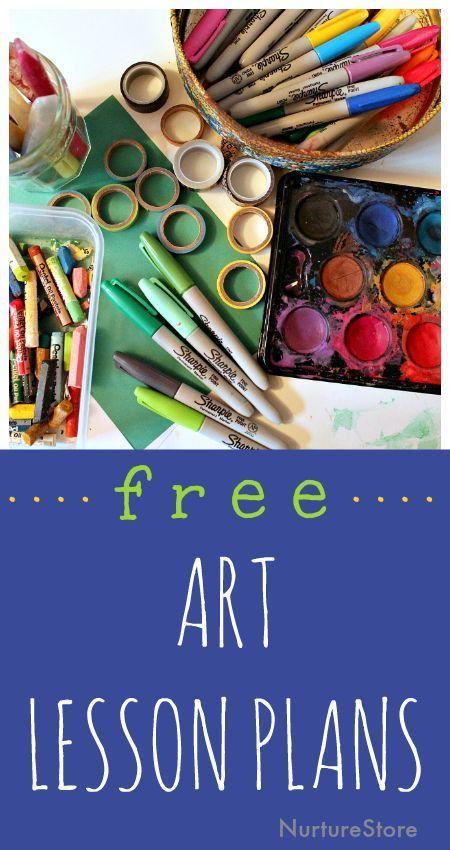 Five Day Art Adventure Free Online Art Classes For Kids Online