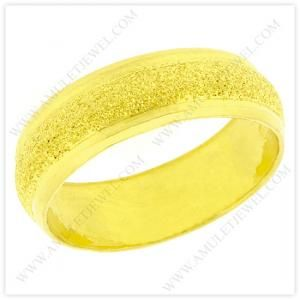 R 0002 1baht 1 Baht Polished Sparkling Solid Domed Classic Wedding Band Ring In 23k Thai Yellow Gold Classic Wedding Band Wedding Ring Bands Wedding Classic