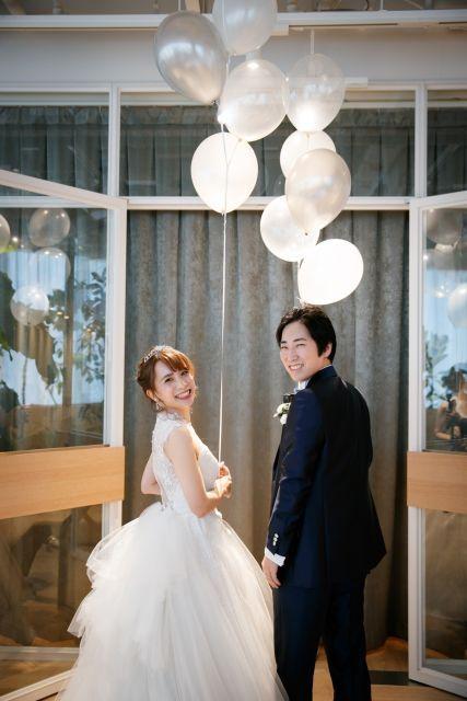 White Wedding Party なるるさんの1 5次会ハナレポ ウエディングパーク フラワーガールドレス ウェディング 花嫁