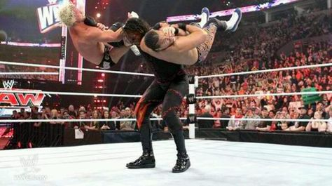 Kane Ziggler And I Think One Of The Usos My Eyes Aren T That