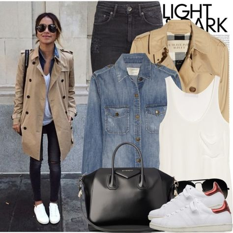 Trench Coat Outfit For Spring is part of Minimalist fashion Hair White Shirts - Hello trench coat weather! Finally March and the weather is getting warmer every single day When it is not cold enough to wear thick trench coat outfit