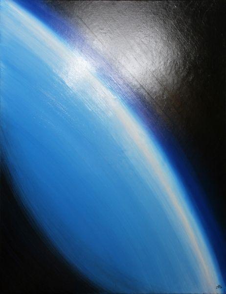 TABLEAU #PEINTURE #Couche #Ozone #cosmos #planétaire #Abstrait #Acrylique -  Couche d'ozone #acheter … | Peinture contemporaine, Peinture, Toiles  peinture acrylique
