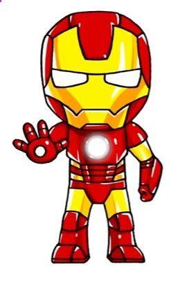 Vingadores Desenhos Homen De Ferro Kawaii Pesquisa Google