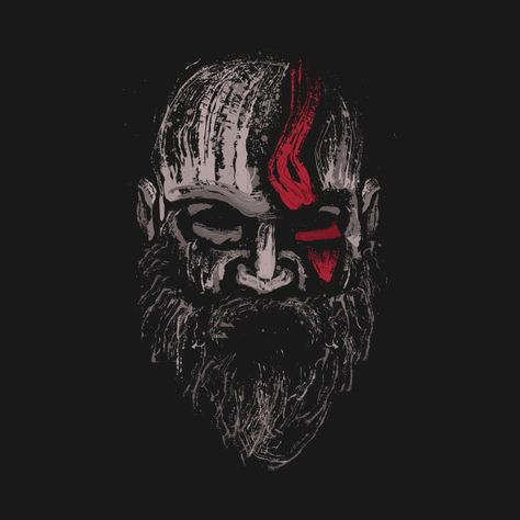 Check out this awesome 'God+of+war+%F0%9F%92%AA+Kratos+-+The+Warrior+of+Gods' design on @TeePublic!