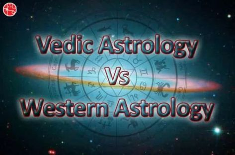 5 Basic Differences Between Vedic Astrology and Western Astrology