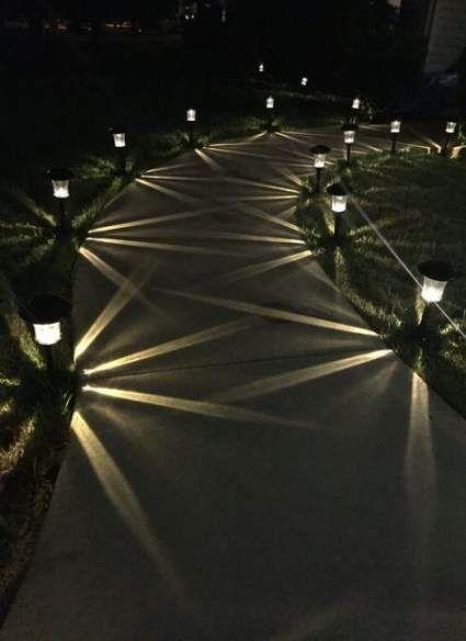 61 Ideas For Landscape Lighting Pathway Driveways Modern Outdoor Landscape Lighting Landscape Lighting Kits Landscape Design