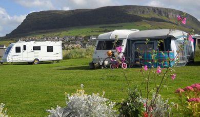Irland Mit Ihrem Wohnmobil Oder Wohnwagen Erkunden Irland Urlaub Reisen Wohnwagen