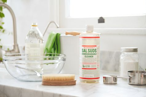 Sal Suds Dilution Cheat Sheet Cleaning Recipes Natural Cleaning