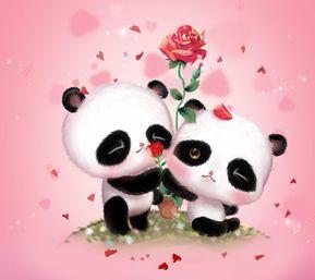 A Fg On Twitter Cute Panda Cartoon Cute Panda Wallpaper Panda Art Cute panda wallpaper photo