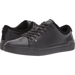 ALDO Godia   All black sneakers