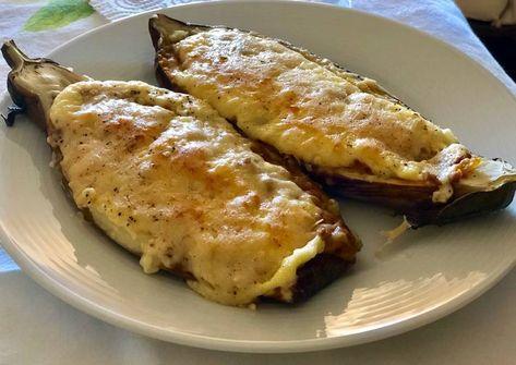 Berenjenas Rellenas De Carne Picada Riquisimas Receta Berenjenas Rellenas Carne Picada Y Recetas De Comida