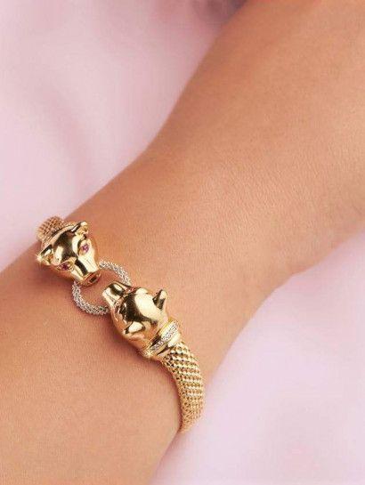 اسوره ذهب عيار 18 يتغير الوزن بتغير المقاس وعليه يتغير السعر مع الوزن Jewelry Jewelrymaking Love Women Gold Goldjew Gold Jewelry Charm Bracelet Jewelry