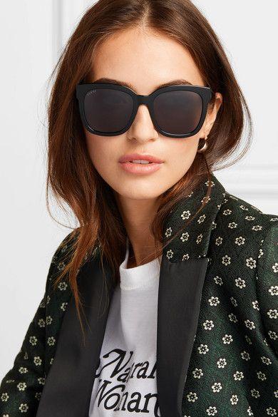 6cfee5edd967 Gucci - Square-frame acetate sunglasses in 2019 | Wishlist | Gucci ...