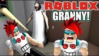 Granny En Roblox Grannny Es Malvada Juegos Roblox En Espanol