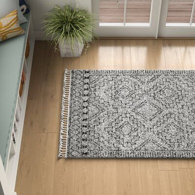 Union Rustic Cornman Grey Area Rug Rug Size Rectangle 4 X 6 In 2020 Area Rugs Purple Area Rugs Rugs