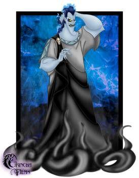 Disney Villains: Queen Narissa by Grincha on DeviantArt