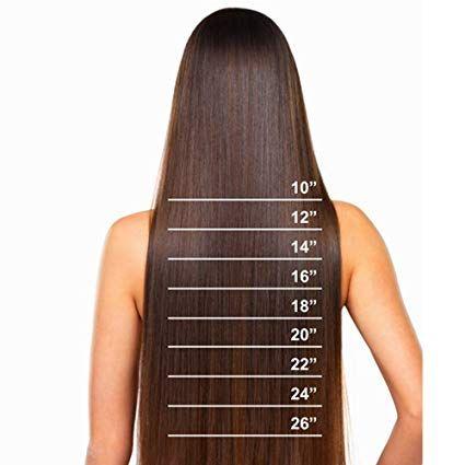 21++ Longueur cheveux tissage inspiration