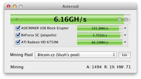 bitcoin mining software mac