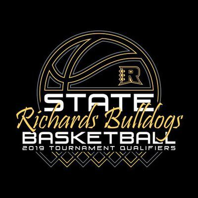 3 Color State Basketball Design With A Basketball On Top And A Net On The Bottom School Name And State I Basketball Design Basketball Shirt Designs Basketball