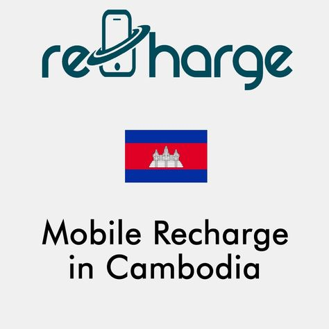 Mobile Recharge in Cambodia. Use our website with easy steps to recharge your mobile in Cambodia. #mobilerecharge #rechargemobiles https://recharge-mobiles.com/
