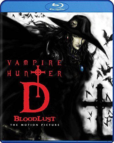 Robot Check Vampire Hunter D Vampire Hunter Vampire