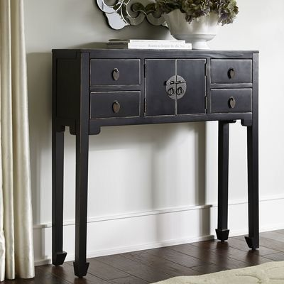 Dao Storage Console Table Console Table Asian Home Decor Foyer
