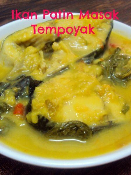 Duniaku Patin Masak Tempoyak Resepi Orang Kampung Pahang Food Pahang Chicken