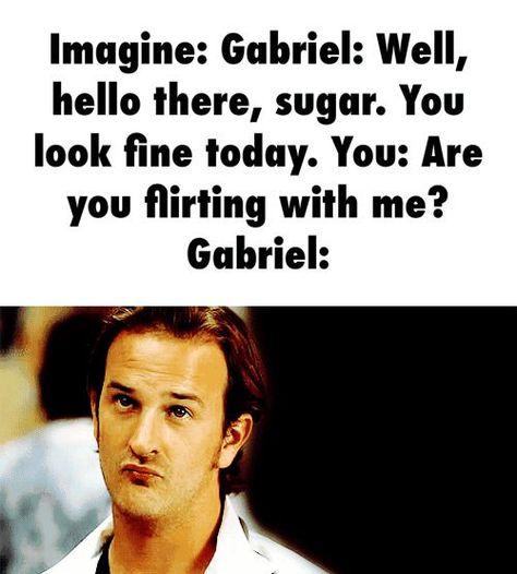 List of Pinterest gabriel imagines supernatural pictures & Pinterest