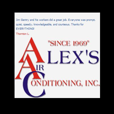 Pin By Alex S Air Conditioning On Customer Testimonials Thanks