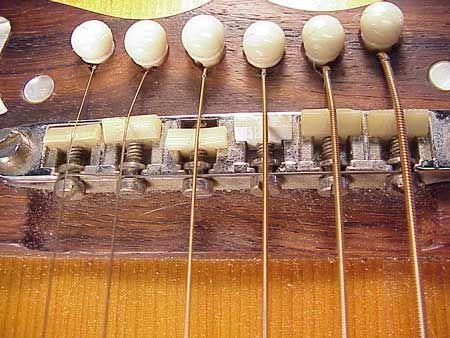 Guitar Bridge Types Google Search Instrumentos Boas Ideias